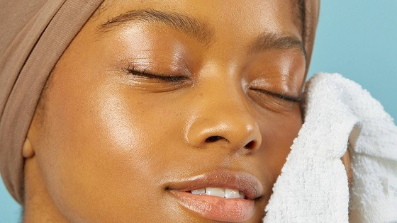 The combination of skin care product and your skin type